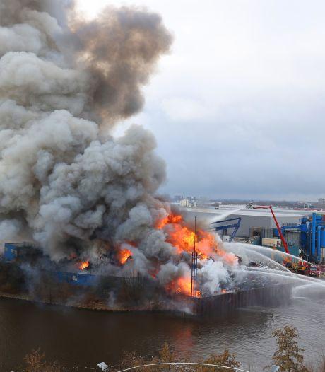 Bossche schrootverwerker treft maatregelen na grote brand: 'Dit willen we nooit meer'