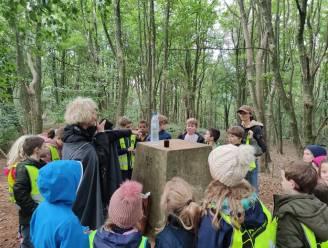 VBS De Krekel trekt naar Kemmel voor bosklas