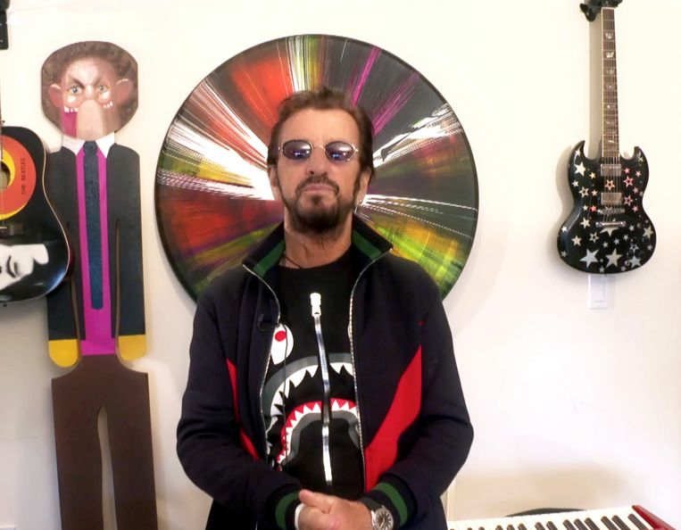 Ringo Starr Beeld Getty Images The Recording Acade