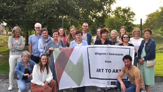 27 kunstenaars uit Wingene en Zwevezele openen hun atelier tijdens kunstroute 'From Art To Art'