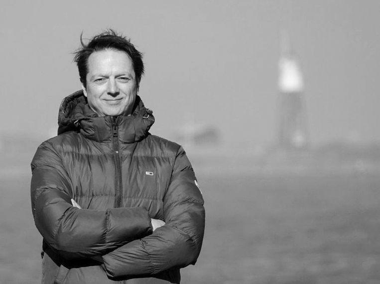 Stefan de Bruijn woont met zijn gezin op IJburg en is zelfstandig IT projectmanager en medeoprichter van actiegroep Windalarm. Beeld