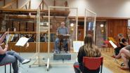 "Harmonie Bornem start repetities weer op na lockdown: ""2 meter afstand en dirigent achter plexiglas"""