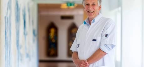 ETZ-uroloog Paul Kil neemt afscheid: 'Ik heb geleerd dat een kankerpatiënt vaak zelf kan bepalen wat goed voor hem is'