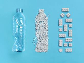LEGO lanceert bouwsteentjes gemaakt uit petflessen