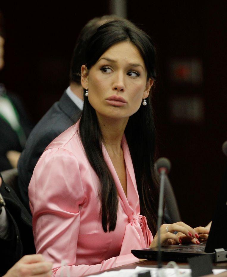 Nicole Minetti. Beeld AP