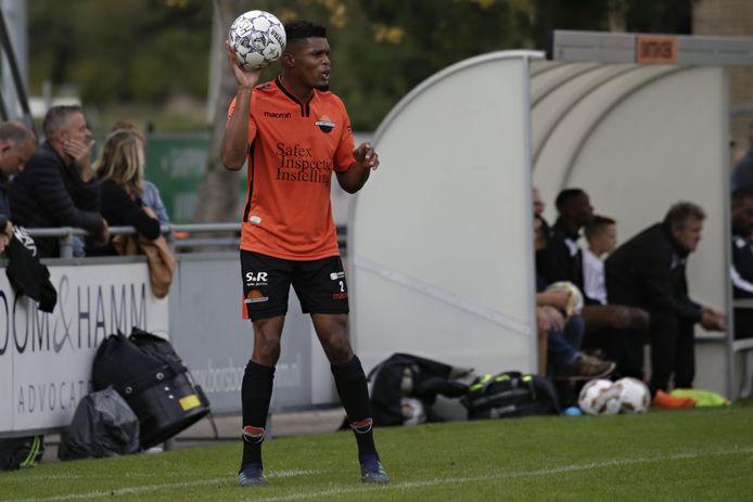 Darlison Gerardus gaat van Smitshoek terug naar zijn oude club VVGZ in Zwijndrecht.