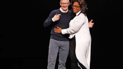Apple trekt blik Hollywoodsterren open voor zijn nieuwe tv-dienst