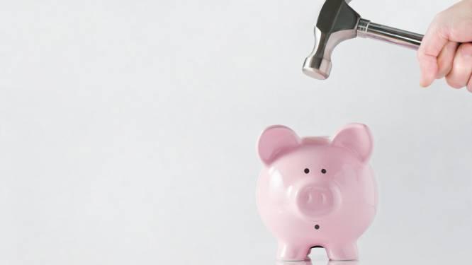 Lukt het u maar niet om meer te sparen? Waarschijnlijk trapt u in een van deze valkuilen