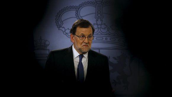 Huidig Spaans premier Mariano Rajoy.