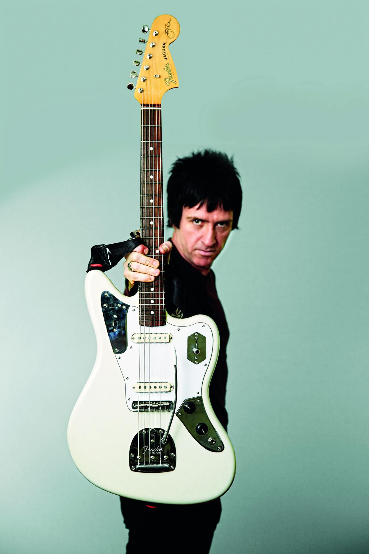 Gitarist Johnny Mar: 'Ik voelde mijn verleden met The Smiths steeds zwaarder op me drukken.'
