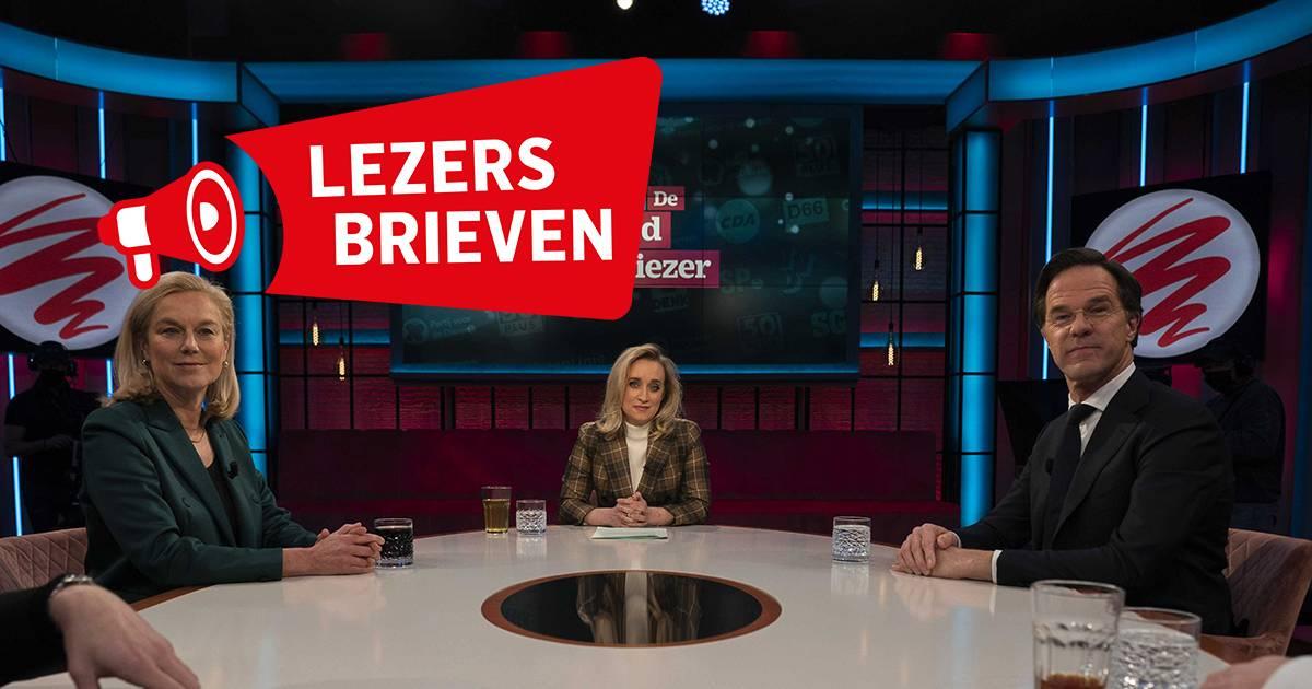 Reactie op verkiezingscampagne: 'Rutte en Kaag mogen zich de grote winnaars noemen' - AD.nl