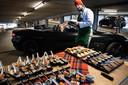 Het drive in-afscheid van directeur Guido Dierick van NXP, georganiseerd door ByLei vormde het voorbeeld voor de X-Mas Drive Thru die gehouden wordt in de voormalige Kampeermarkt aan de Lodewijkstraat in Eindhoven.