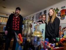 Galerie KUT in Hengevelde opent virtueel met 'fantastisch mooi werk' van Lisa en Jeroen uit Haaksbergen
