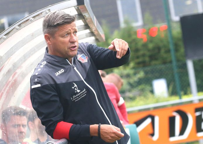 Trainer Bruno Debo.