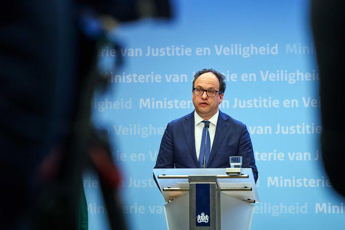 Minister Wouter Koolmees (Sociale Zaken en Werkgelegenheid)