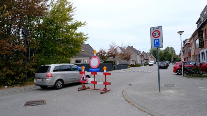 Paalstraat weer open voor verkeer