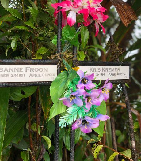 Kris en Lisanne zijn vijf jaar later nog bij elke wandeltocht in Panama