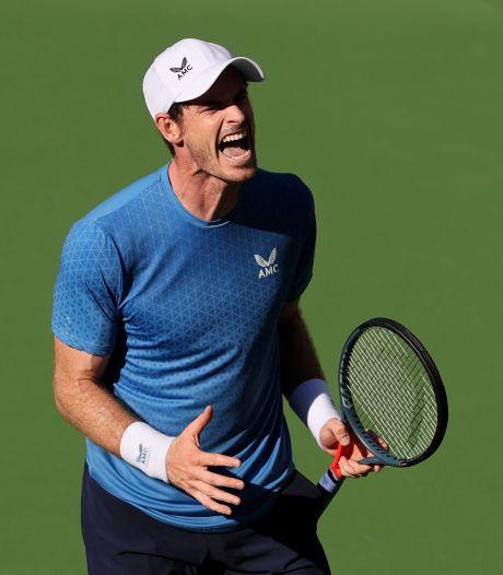 Bizar: Andy Murray slaat ace met onderhandse service