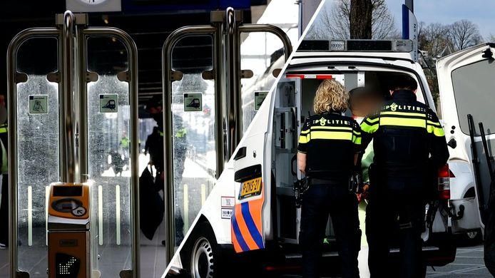 Een vechtpartij tussen drugsdealers en -gebruikers bij het NS-station in Enschede was onlangs de aanleiding voor een stekelig debat in een commissievergadering tussen raadsleden en burgemeester.