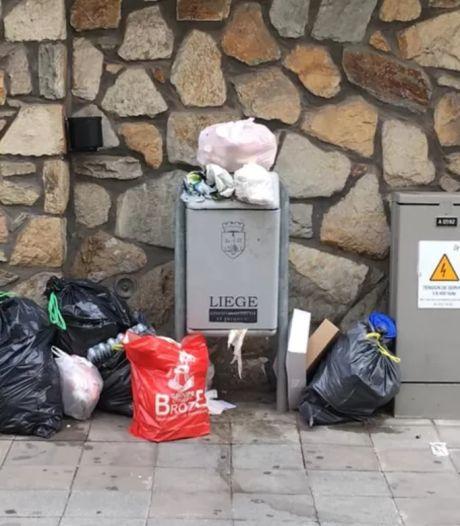 Augmentation des déchets à Liège: la Ville renforce son service Propreté
