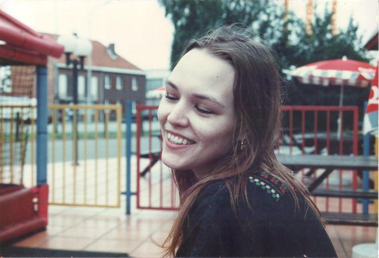 Sally Van Hecke. Beeld RV