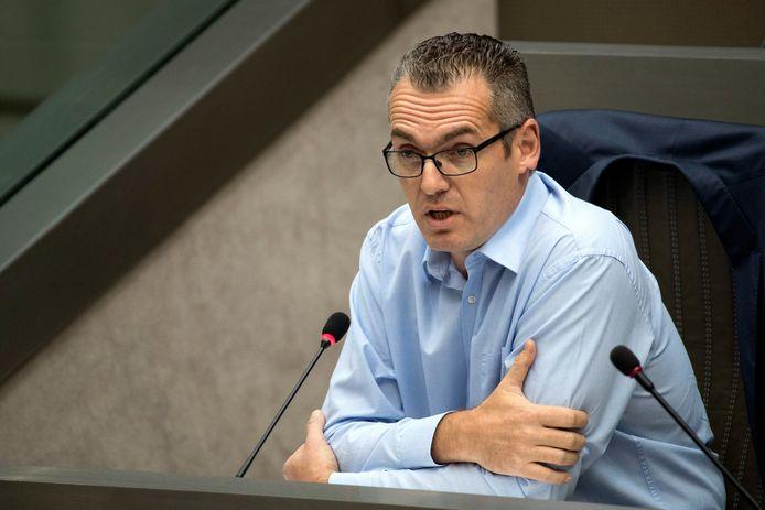 Jo De Ro zien we even niet meer terug in het Vlaams Parlement.