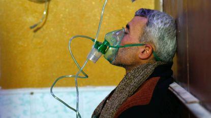 """""""Zeer waarschijnlijk"""" zenuwgas en chloor ingezet bij aanvallen in Syrië"""