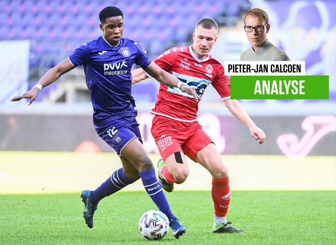 Onze Anderlecht-watcher over de wanprestatie van Anderlecht tegen KV Kortrijk.