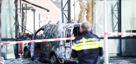 'Plegers aanslag op kantoor Telegraaf kregen opdracht vanuit de cel'