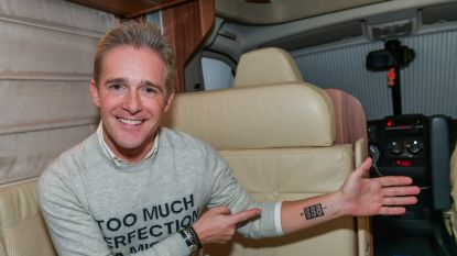 Ondanks zijn imago: Christoff laat eerste tattoo zetten