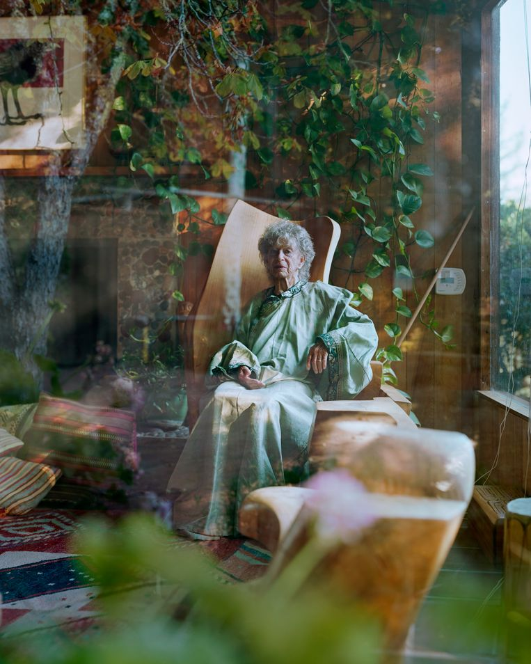 Anna. Kentfield, California, 2017  Beeld © Alec Soth / Magnum Photos