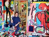 Rob (25) uit Oldenzaal woont in eigen kunstwerk