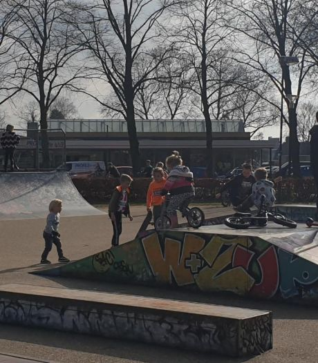 Jeugd Odiliapeel wil ook een skatebaan, liefst met crossbaantje ernaast