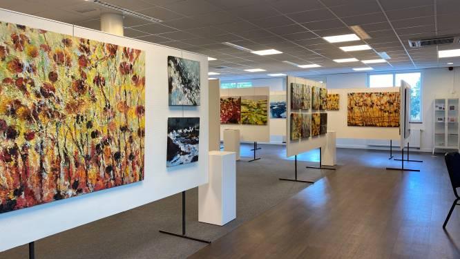 Vier kunstenaars brengen 'Een nieuwe lente' naar De Verdieping in Moergestel