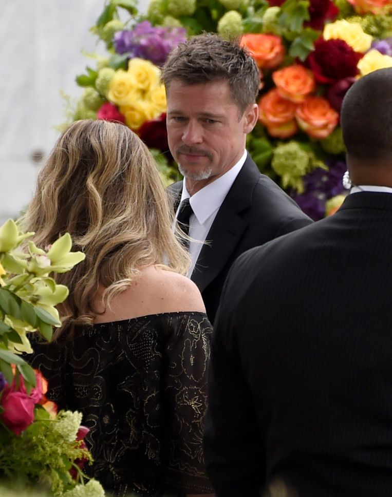 Brad Pitt Beeld AP