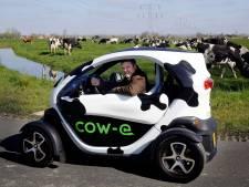 Met de 'elektrische koe' toerist spelen langs de mooiste plekken van de Alblasserwaard