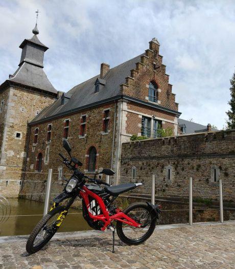 Inédit: découvrez la Belgique à moto électrique avec Leslie et Arnaud