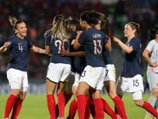 Mondial féminin: la France bat la Corée du Sud 4-0 en match d'ouverture