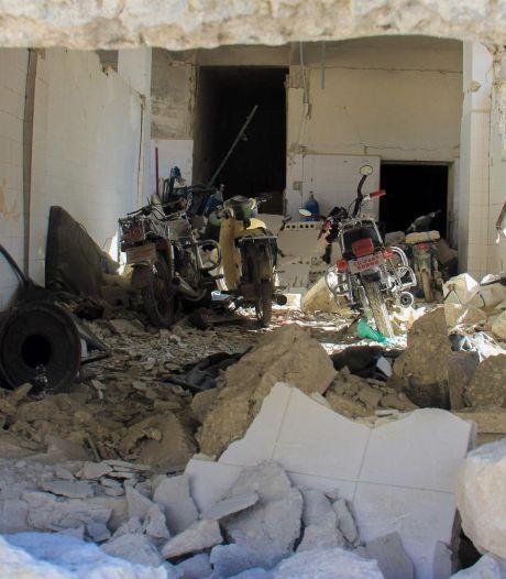 """L'armée syrienne """"dément catégoriquement"""" l'utilisation de substance chimique"""