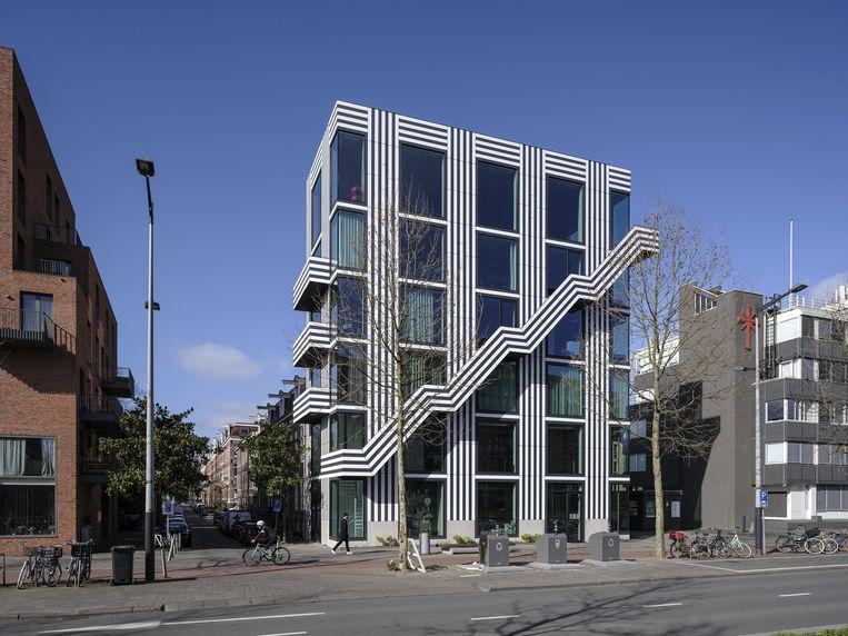 Studio Thonik, Amsterdam Architect: Thonik i.s.m. MMX architecten Opdrachtgever: Studio Thonik Beeld Ossip van Duivenbode
