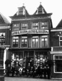 De eerste winkel van Blokker werd in 1896 geopend in Hoorn.