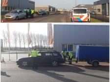 Boetes bij controle op aanhangwagens in Oostburg