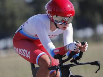 Ivanchenko grijpt goud bij meisjes junioren, Zoë Backstedt - dochter van - wordt tweede