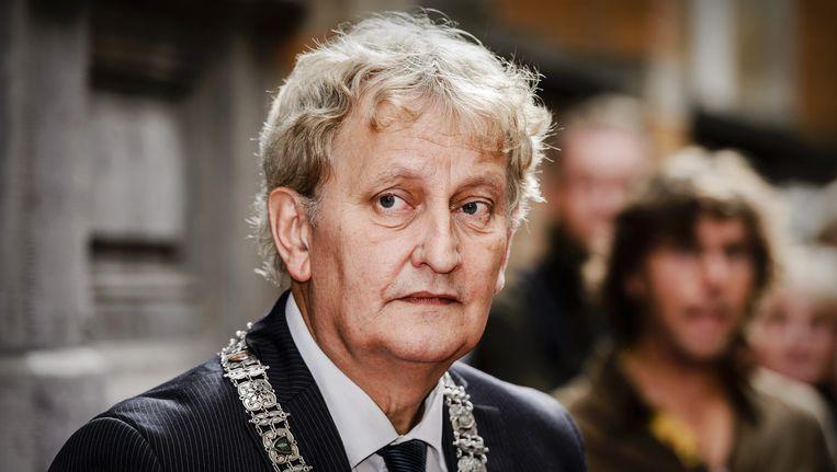 De samenwerking wordt niet geformaliseerd, schrijft burgemeester Eberhard van der Laan. Beeld anp