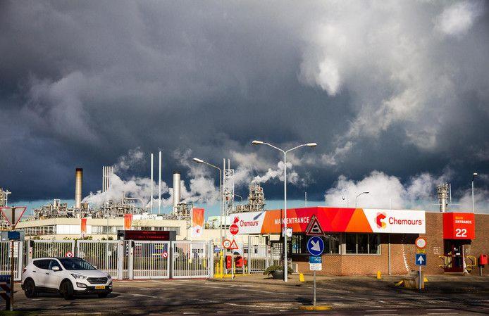 Chemours, het vroegere Dupont, is één van de vervuilers