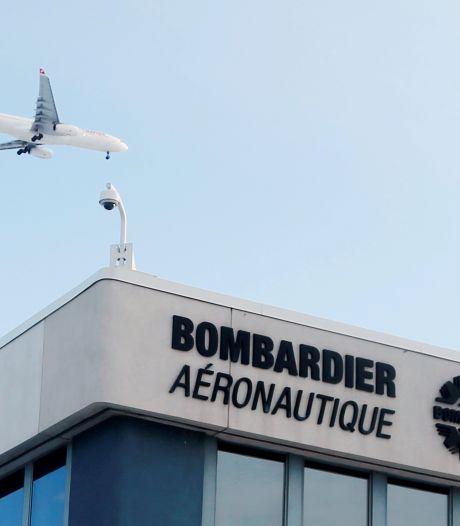 Bombardier annonce 2.500 suppressions de postes