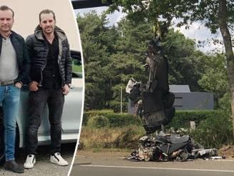 """Broers crashen met Porsche: """"Hij reed graag snel, maar kende zijn auto door en door"""""""