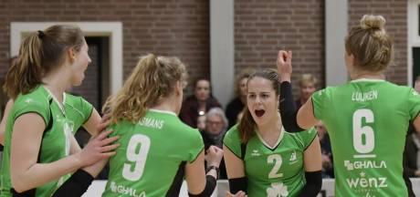 Vrouwenteam Alterno uit Apeldoorn degradeert uit eredivisie na 'corona-besluit' volleybalbond