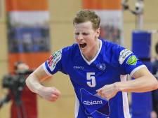 Volleyballer Van de Kamp kiest met SVG Lüneburg voor een uitdaging in de Bundesliga