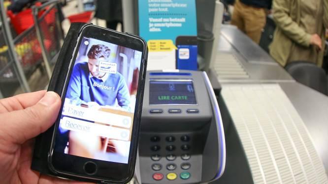 Saldo checken en af en toe een overschrijving, maar kritische Belg wil nog niet mobiel betalen